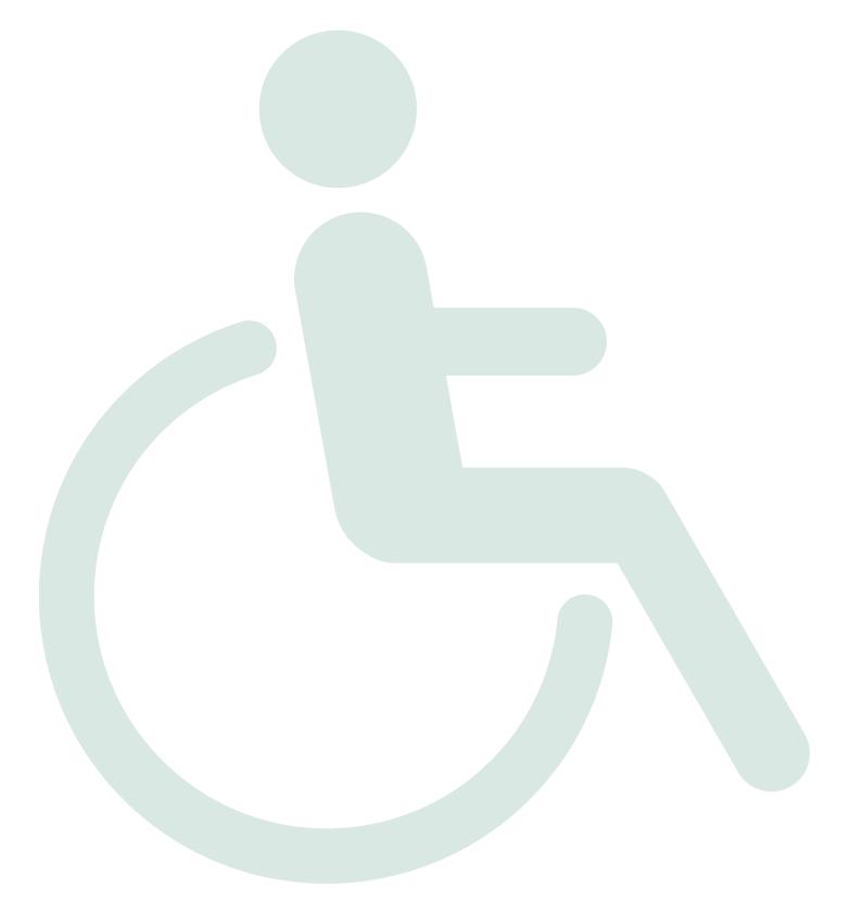 Wheelchair graphic